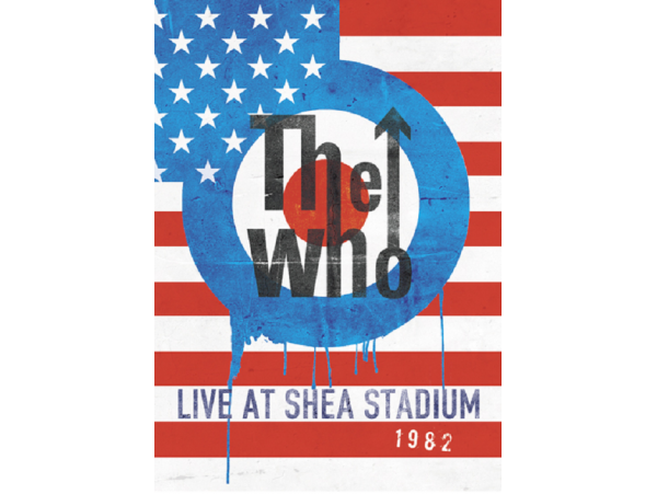 The Who - Live At Shea Stadium 1982 - DVD
