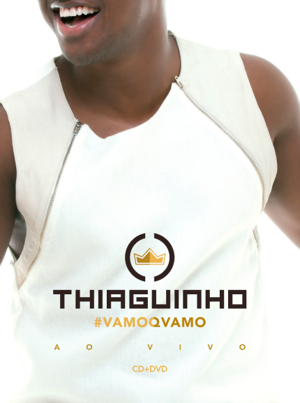 Thiaguinho - Vamoqvamo - Ao Vivo - DVD + CD
