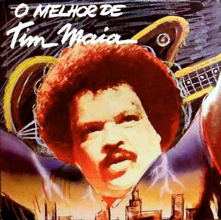 Tim Maia - O Melhor de Tim Maia - CD