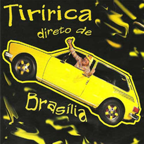 Tiririca - Direto De Brasília - CD