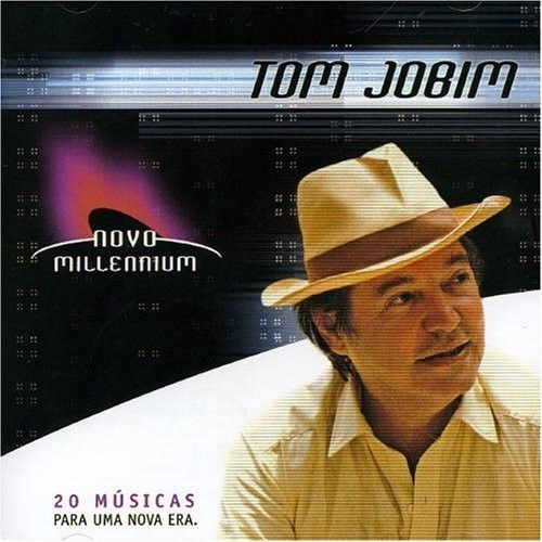 Tom Jobim - Novo Millennium - CD