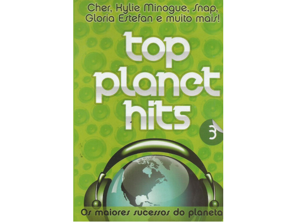 Top Planet Hits - Vol. 3 - DVD