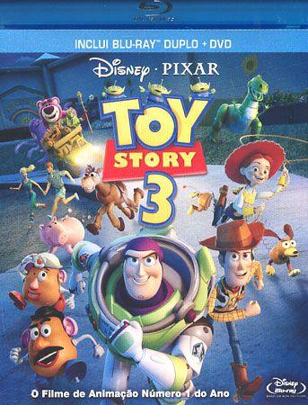 Toy Story 3 - 2 Discos Blu-ray + Dvd