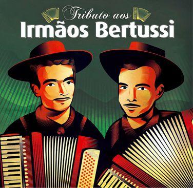 Tributo Aos Irmãos Bertussi - CD