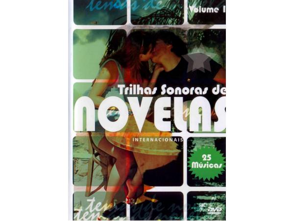 Trilhas Sonoras de Novelas - Volume 1 - DVD