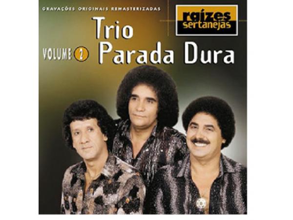 Trio Parada Dura - Raizes Sertanejas Vol. 2 - CD
