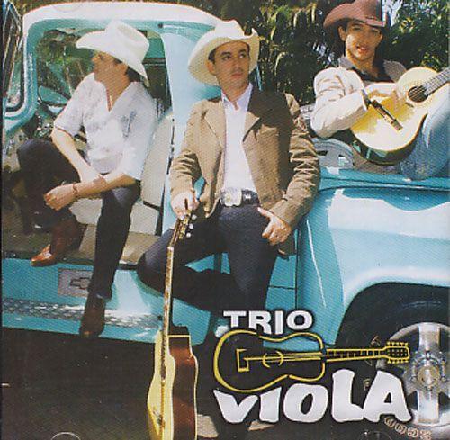 Trio Viola - De Malas Prontas - CD