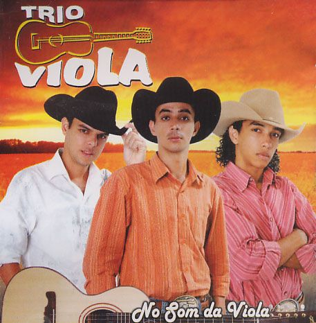 Trio Viola - No Som Da Viola - CD