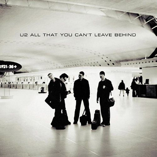 U2 - All That You Can T Leave Behind