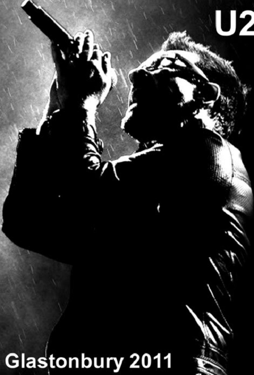 U2 - Glastonbury - 2011 - DVD