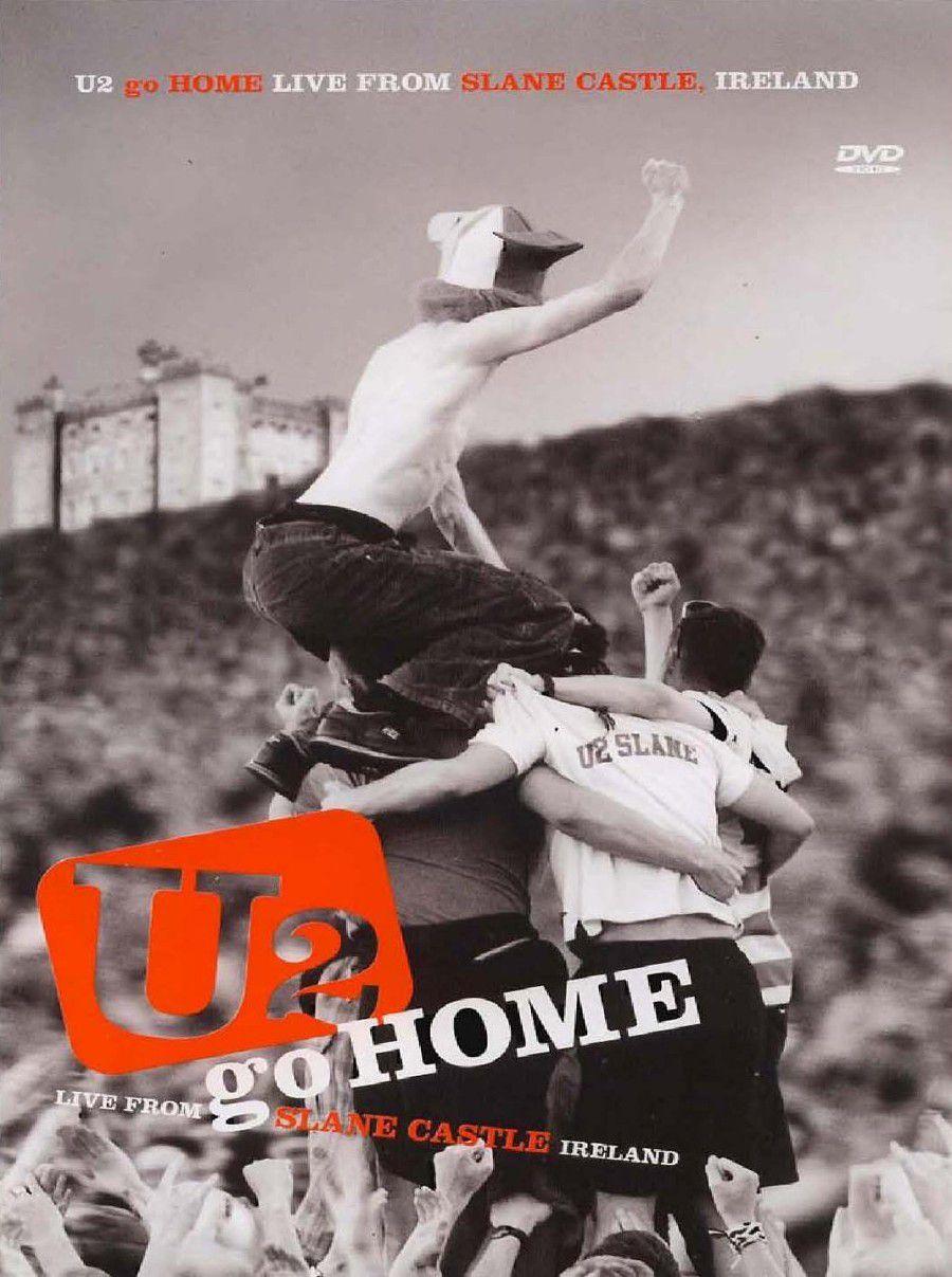 U2 - Go Home - Live From Slane Castle - DVD