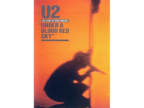 U2 - Live at Red Rocks: Under a Blood Red Sky - DVD