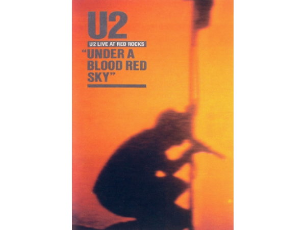 U2 - Live at Red Rocks: Under a Blood Red Sky - DVD
