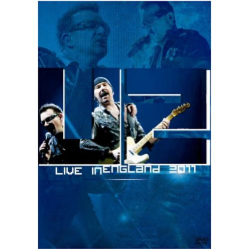 U2 - Live In England 2011 - DVD
