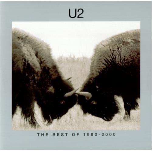 U2 - The Best Of 1990 - 2000