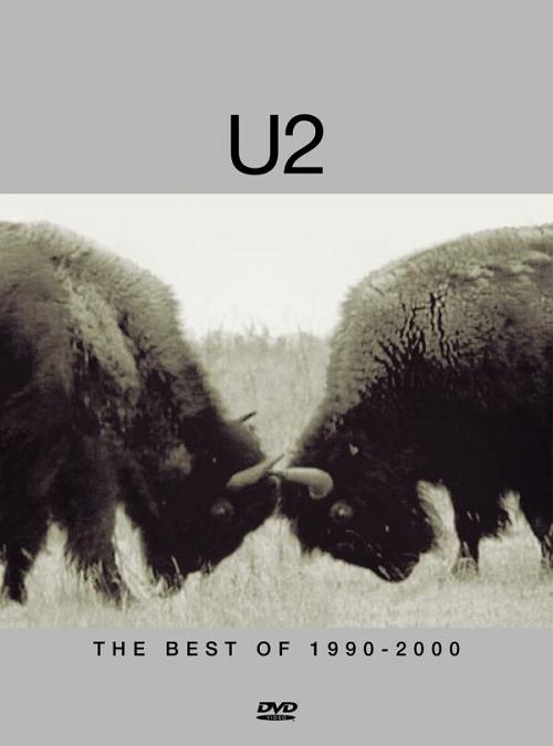 U2 - The Best of 1990 - 2000 - DVD