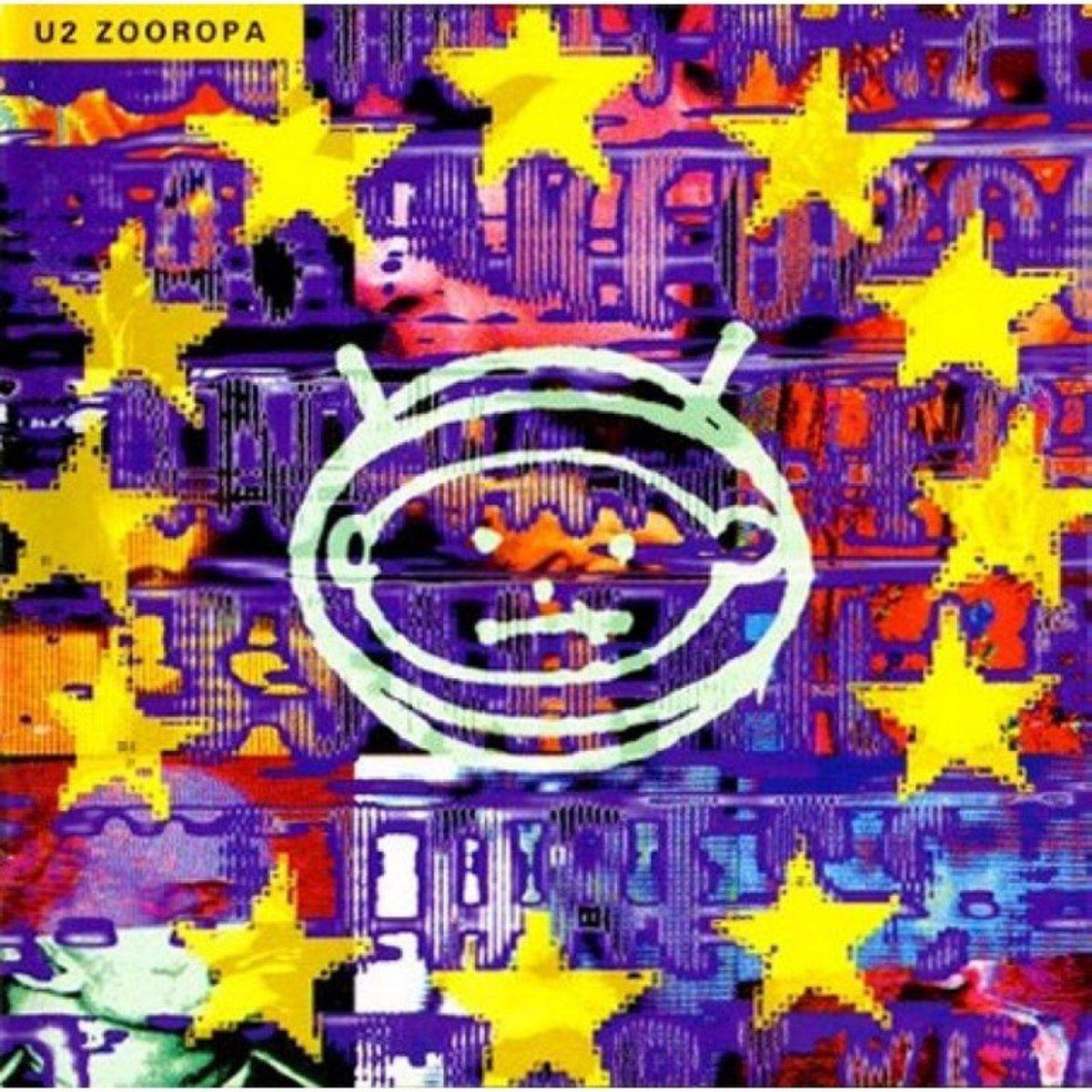 U2 - Zooropa - CD