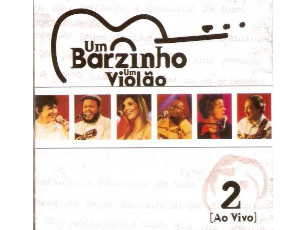 Um Barzinho, Um Violão - Ao Vivo 2 - CD