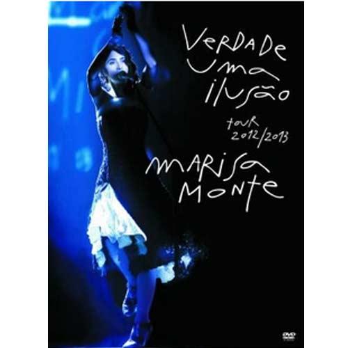 Marisa Monte - Verdade uma Ilusão DVD