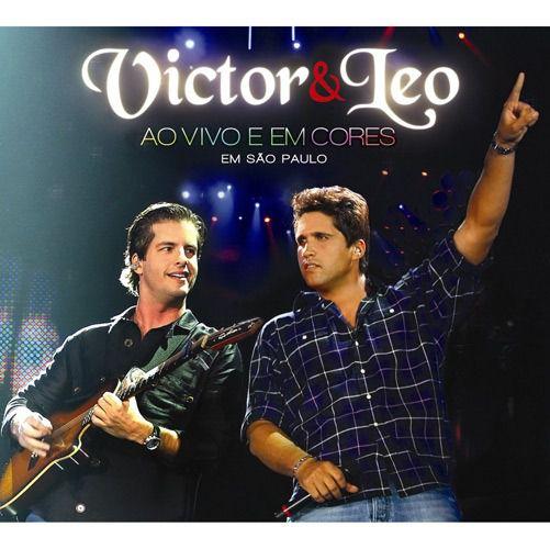 Victor & Léo - Ao Vivo E Em Cores - CD