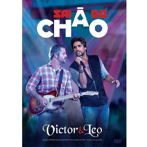 Victor & Léo - Sai Do Chão - DVD