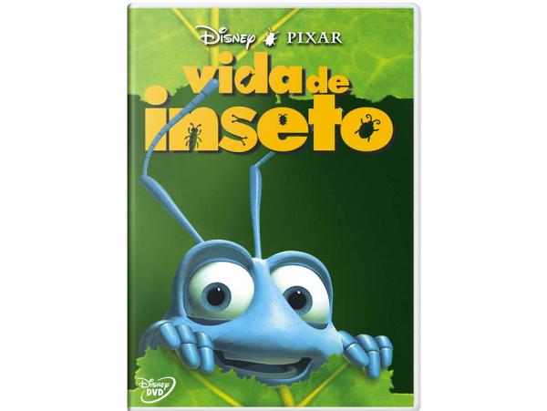 Vida De Inseto - DVD