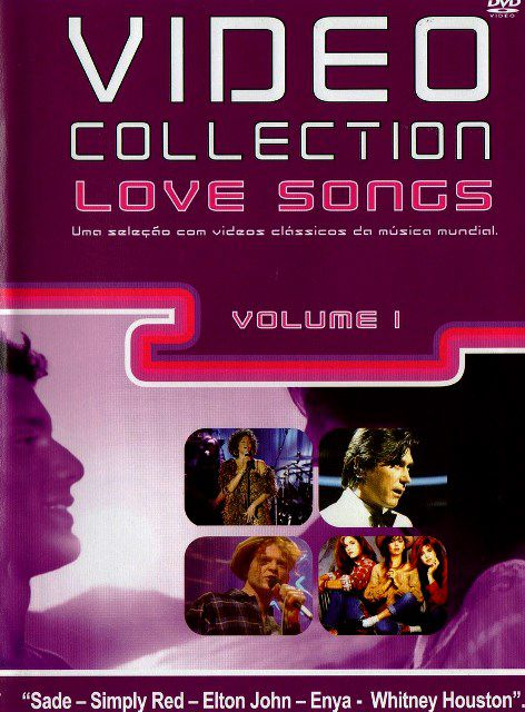 Video Collection - Love Songs Vol.1