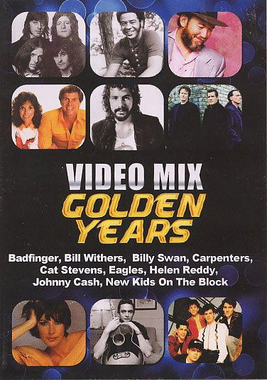 Video Mix - Golden Years