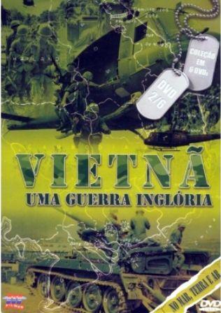 Vietna Uma Guerra Ingloria - Volume 2 De 6