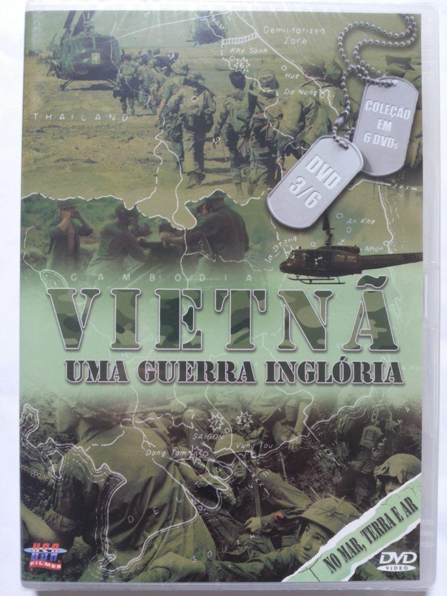 Vietna Uma Guerra Ingloria - Volume 3 De 6