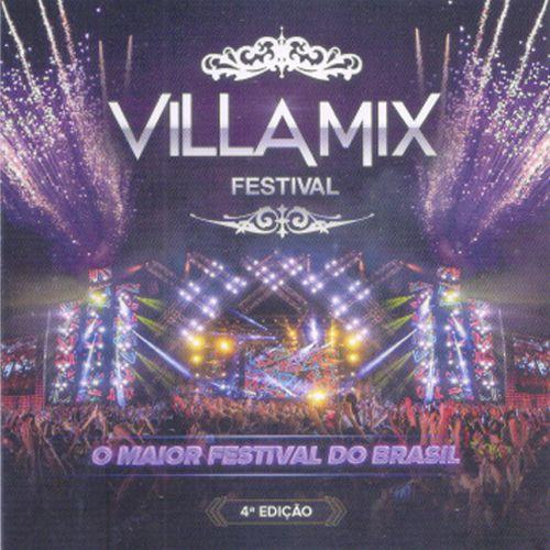 Villa Mix - Festival 2015 - CD