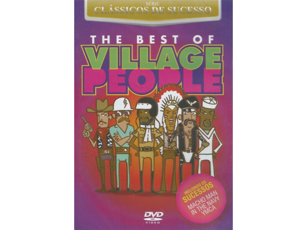 Village People - The Best Of - DVD
