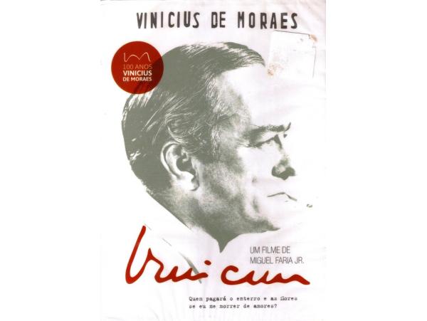 Vinícius De Moraes - Filme - (Duplo)  - DVD