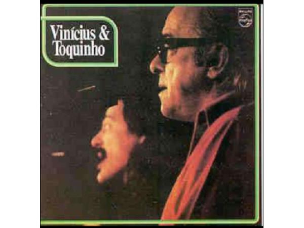 Vinicius & Toquinho - Vinicius De Moraes - CD
