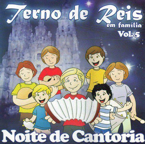 Volume 5 - Noite de Cantoria