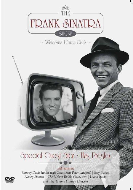Welcome Home Elvis - The Frank Sinatra Sinatra