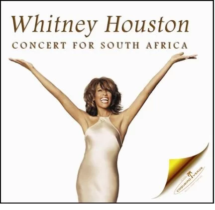 Whitney Houston - Concert For South Africa - CD
