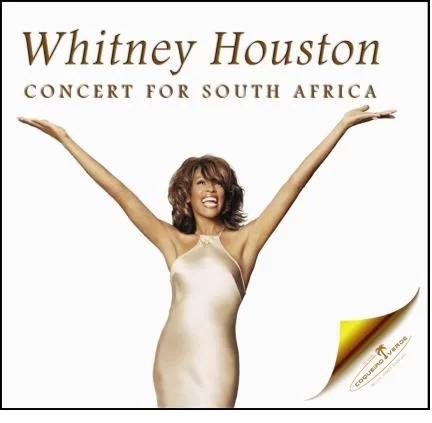 Whitney Houston - Concert For South Africa - CD