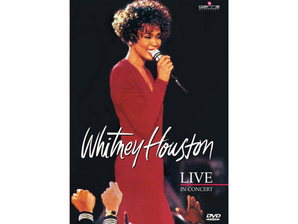 Whitney Houston - Live in Concert - DVD