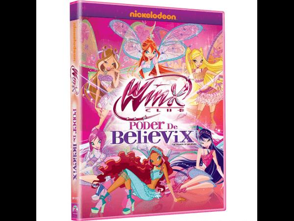 Winx Club - Poder de Believix - DVD