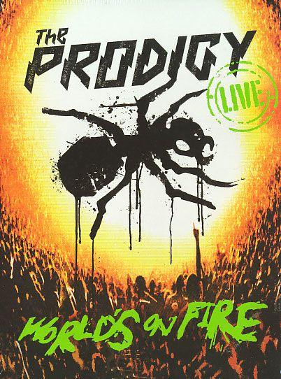 Worlds on Fire - Live (DVD+CD)