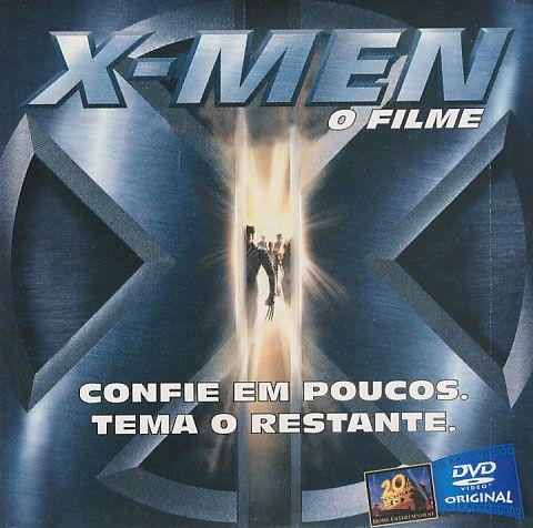 X-Men - O Filme (Envelope)