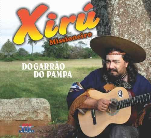 Xiru Missioneiro - Garrão Do Pampa - CD