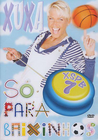 Xuxa - Só Para Baixinhos 7