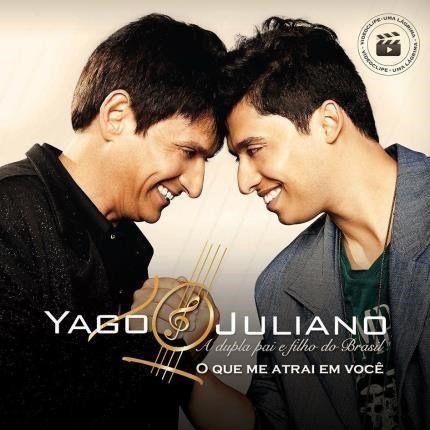 Yago & Juliano - O Que Me Atrai Em Você - CD