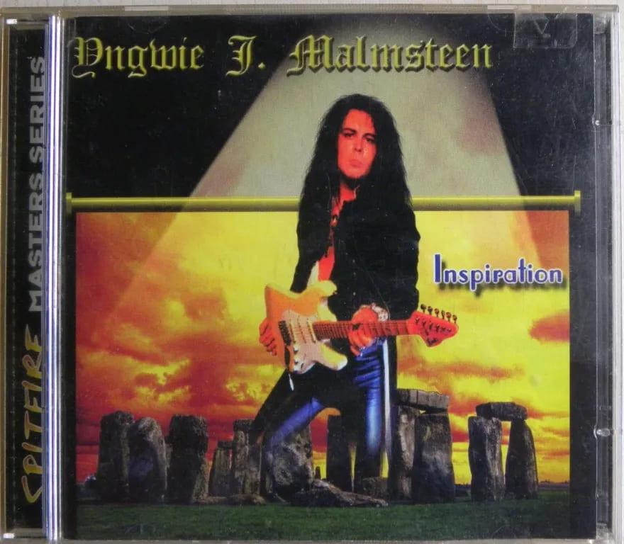 Yngwie J. Malmsteen - Inspiration - Duplo - CD