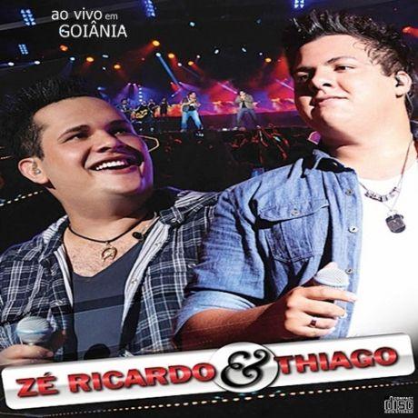 Zé Ricardo & Thiago - Ao vivo Em Goiânia - CD