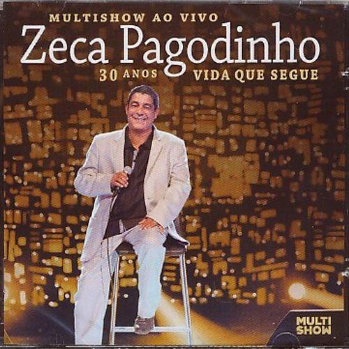 Zeca Pagodinho - 30 Anos - Vida Que Segue - CD