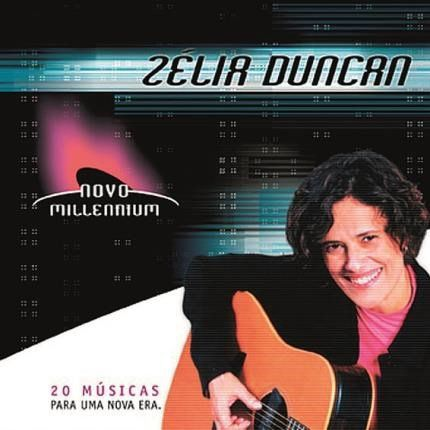 Zélia Duncan - Novo Millennium - CD