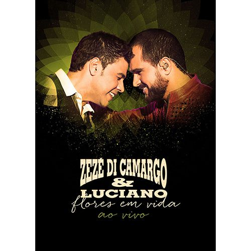 Zezé Di Camargo & Luciano - Flores Em Vida CD´s + DVD